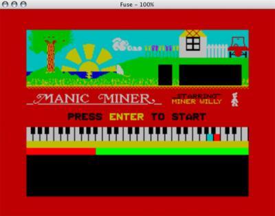 Juego Clásico: Maniac Miner