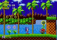 Juego Clásico: Sonic the Hedgehog