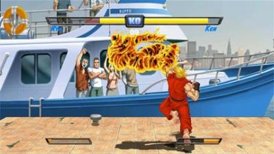 Juego Clásico: Street Fighter II
