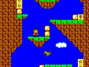 Juego Clásico: Alex Kidd in Miracle World