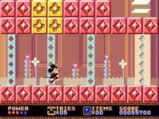Juego Clásico: Castle of Illusion