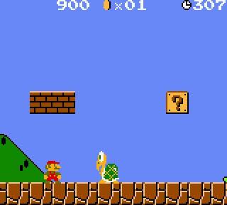 Juego Clásico: Super Mario Bros