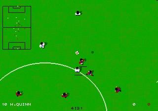 Juego Clásico: Super Kick Off
