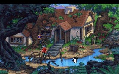 Juego Clásico: King´s Quest V